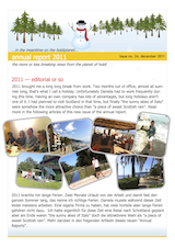 The annual report 2011